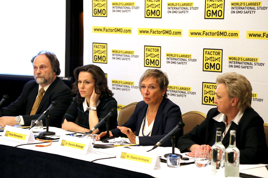 $ 25 Million GMO and Pesticide Safety Study Launched in London